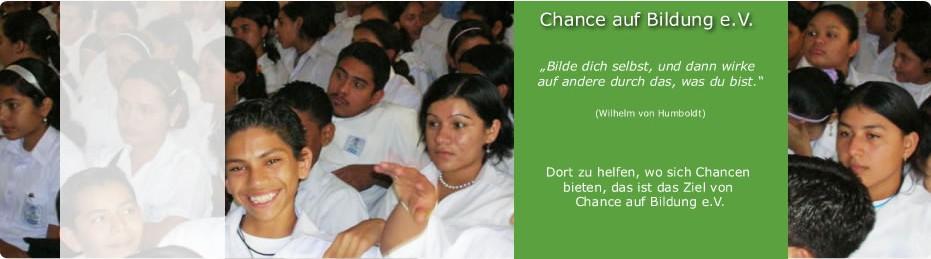 Chance auf Bildung e.V.